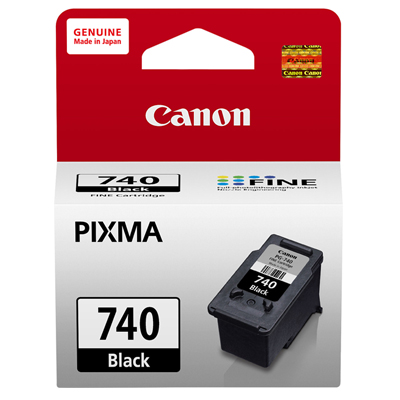 Ink Cartridge Canon PG-740 Black