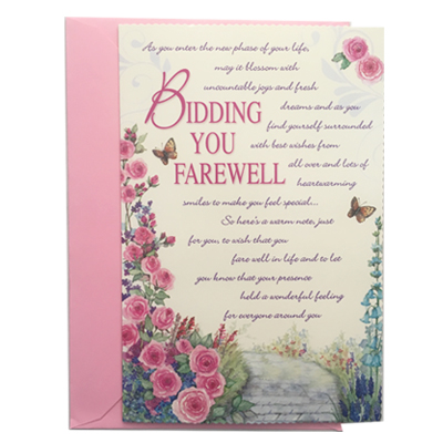 Farewell archies card unik creations m4hsunfo