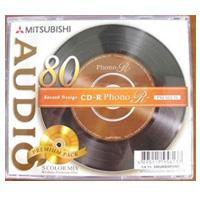 A231100 - Mitsubishi CD-R Audio