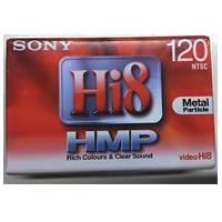 C111026 - Sony Hi8 Digital8 HMP Tape Cassette 120min (P6-120HMPL)