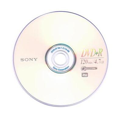 C111506 - Sony DVD+R