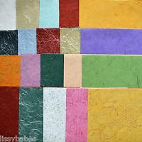 H021024 - A5 Handmade Silk Paper