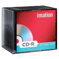 I061002 - Imation CD-R With Case