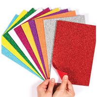 N041124 - A4 Sticker Glitter Board