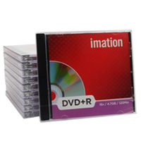 P021084 - Imation DVD+R With Case