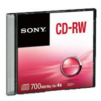 P021135 - Sony CD-RW With Case