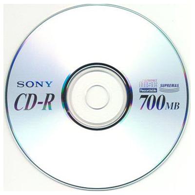 R031049 - Sony CD-R