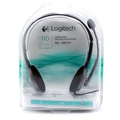 R061006 - Logitech Headset H110