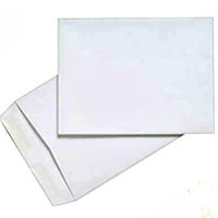 S101032 - ENVELOPE White 9x6