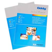S121363 - Oddy Label Sheets ST-24