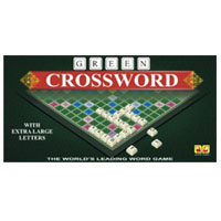 S127004 - Ajanta Games Green Crossword