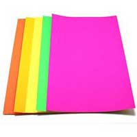 Y011003 - A4 Luminous Sticker Paper