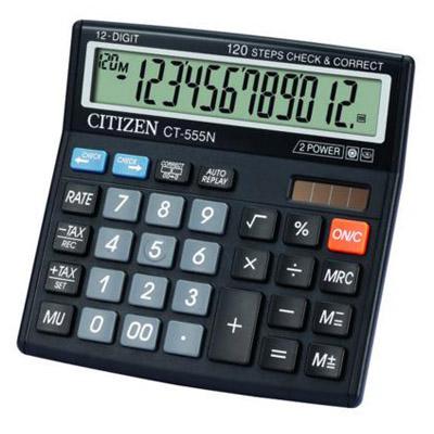 A021092 - Citizen CT-555N Calculator