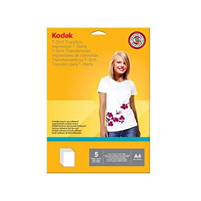 A251048 - Kodak T-Shirt Transfers