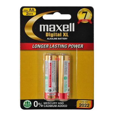 A259003 - Maxell AA Digital XL Alkaline Battery