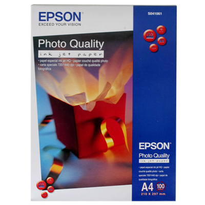 C051019 - Epson Paper S041061 Photo Quality 102Gsm