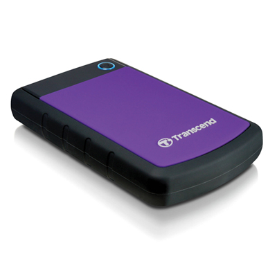 E111009 - Transcend 500GB Portable Hard Drive