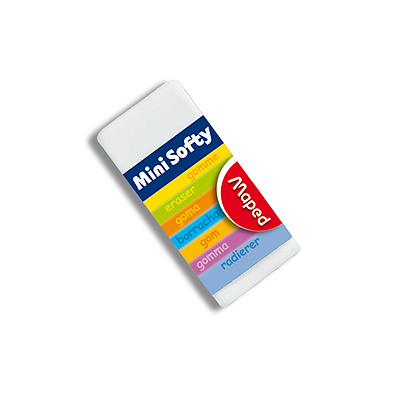 M321005 - Maped MiniSofty Eraser