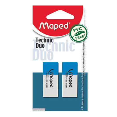 M321006 - Maped Technic Duo Erasers