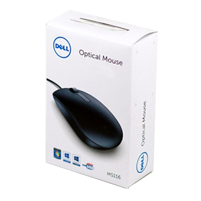 M331048 - Dell MS116 Optical Mouse