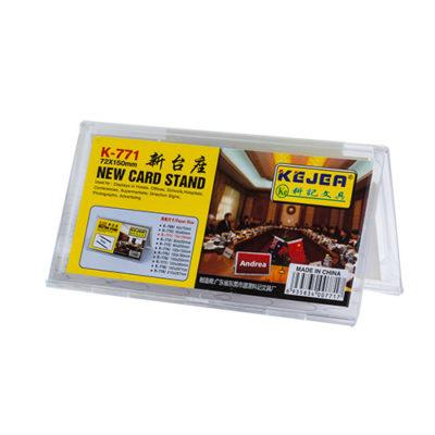 N041126 - Kejea K-771 New Card Stand