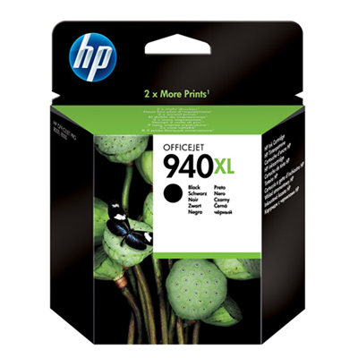HP 940XL Black Ink Cartridge - Unik Creations