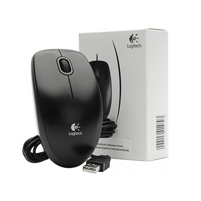 R061003 - Logitech B100 Optical USB Mouse
