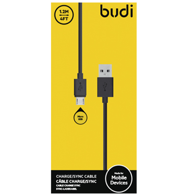 T181025 - Budi Charge Sync Cable