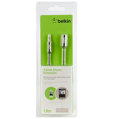 T181029 - Belkin 3.5mm Stereo Extension