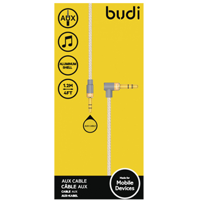 T181030 - Budi AUX Cable