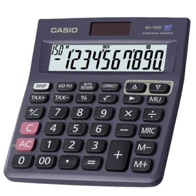 A131016 - Casio MJ-100 Calculator