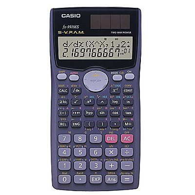 A131022 - Casio fx-991MS Calculator