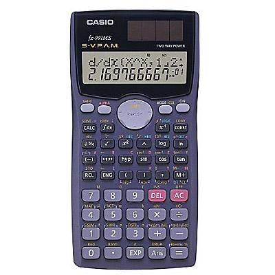 A131022 - Casio fx-991MS Calculator