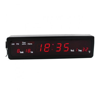 A141084 - LED Digital Clock CX-808