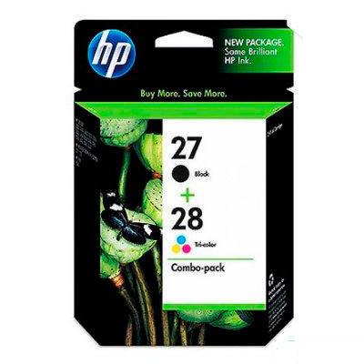 N141023 - HP 27 28 Combo Pack