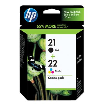 N141025 - HP 21 22 Combo Pack