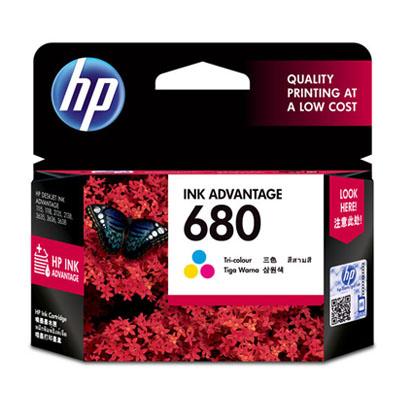 P101178 - HP 680 Colour Ink Cartridge