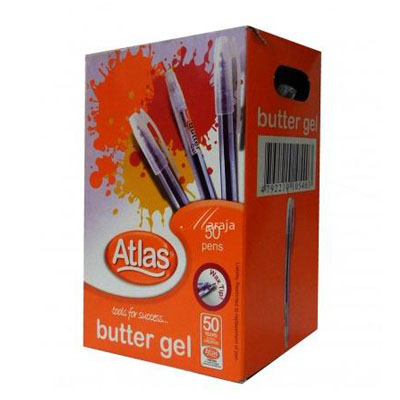 C081048 - Atlas Butter Gel Pen