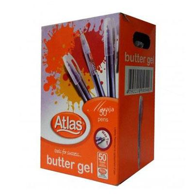 C081048 - Atlas Butter Gel Pen