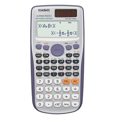 C111398 - Casio fx-991ES PLUS Calculator