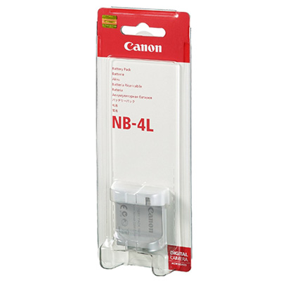 C111441 - Canon NB-4L Battery