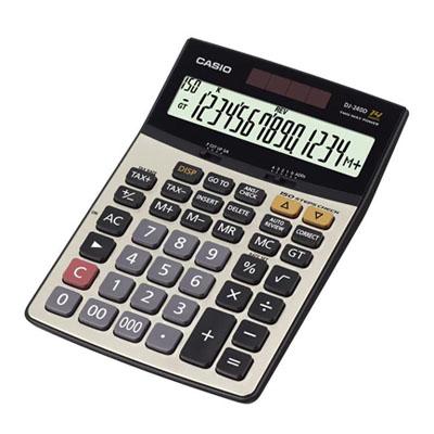 C111465 - Casio DJ-240D Calculator