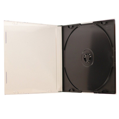 K021013 - CD Case Jewel Black