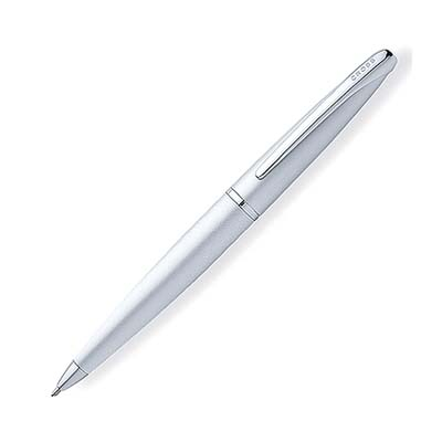 M021040 - Cross ATX Matte Chrome Ballpoint Pen