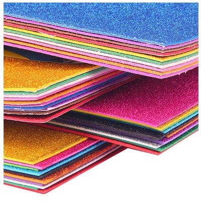 N041144 - A4 Glitter Sheet 250G