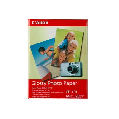 S011374 - Canon Glossy photo paper A4 190 gsm