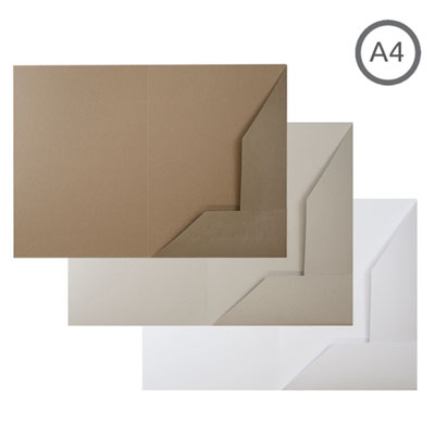 S011429 - A4 Presentation Folder