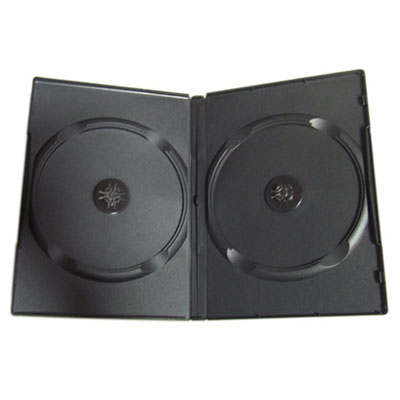 S411024 - Double DVD Case 14mm