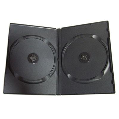 S411024 - Double DVD Case 14mm