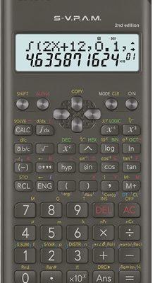 Casio Calculator FX-100MS 2nd Edition